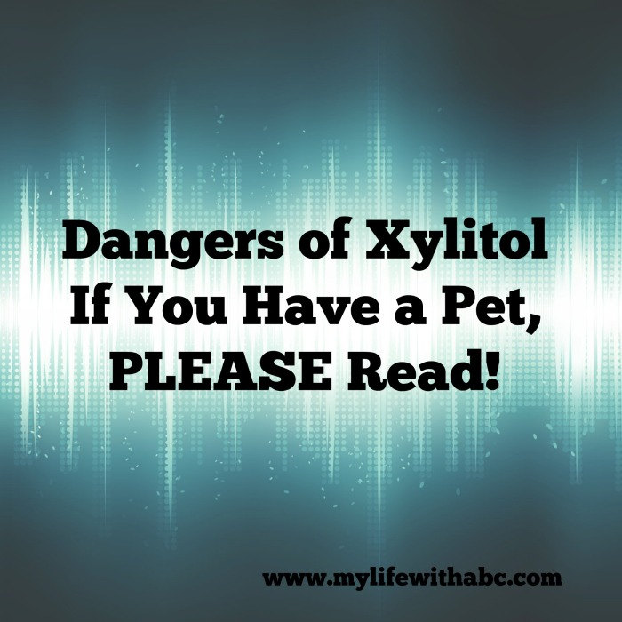 Dangers of Xylitol